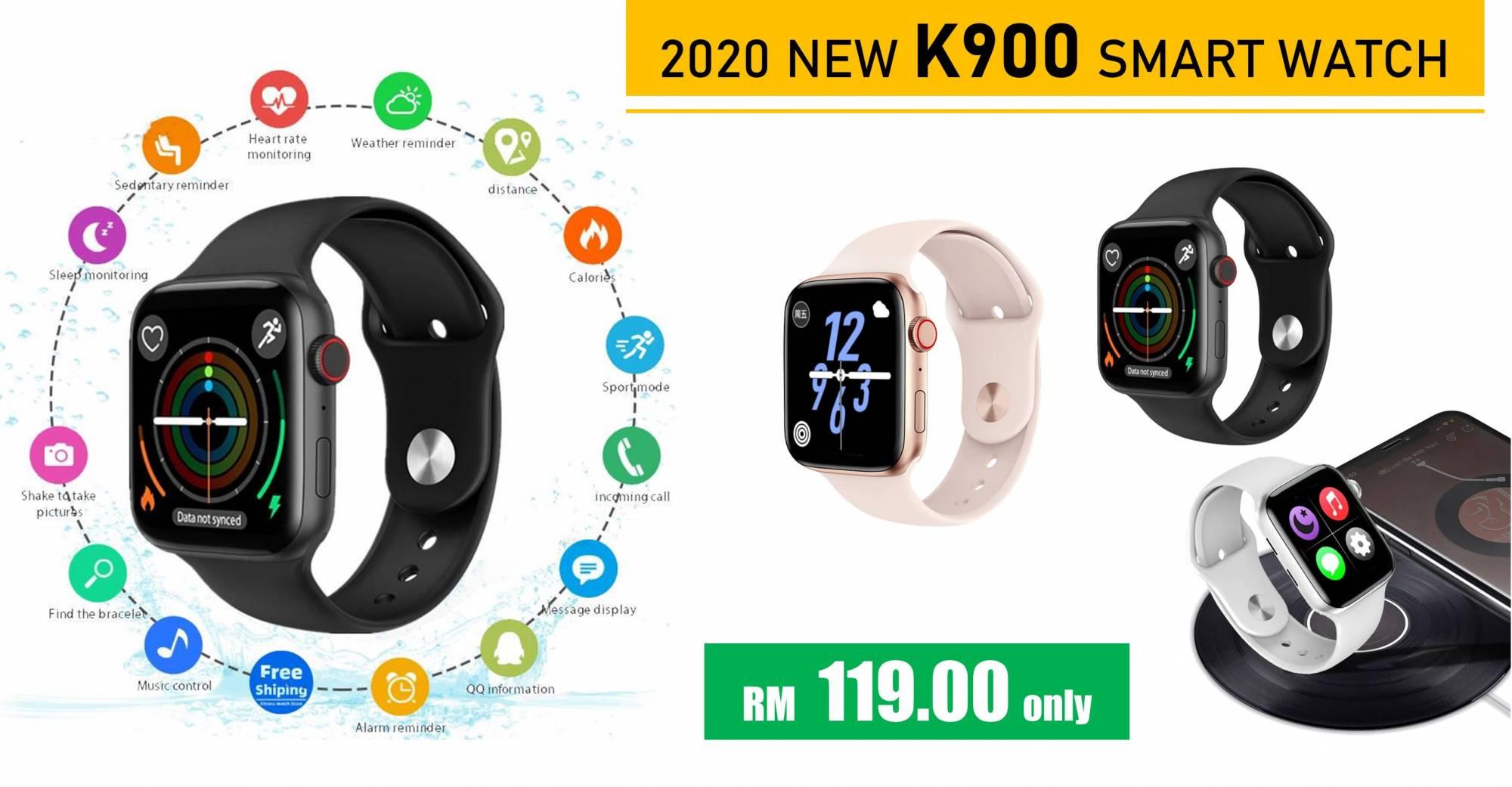 K900 SMART WATCH