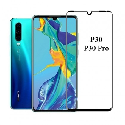 Huawei P30 Pro/Mate 20 Pro/P40 Pro Curved Tempered Glass
