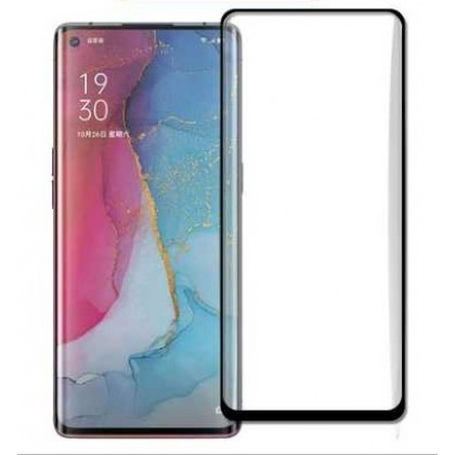 Oppo Reno 3 Pro Curved Tempered Glass