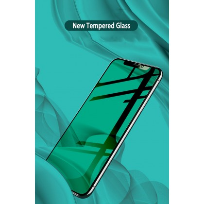 iPhone 6G/6 Plus/7G/7 Plus/8G/8 Plus Green Light Ray Clear Tempered Glass