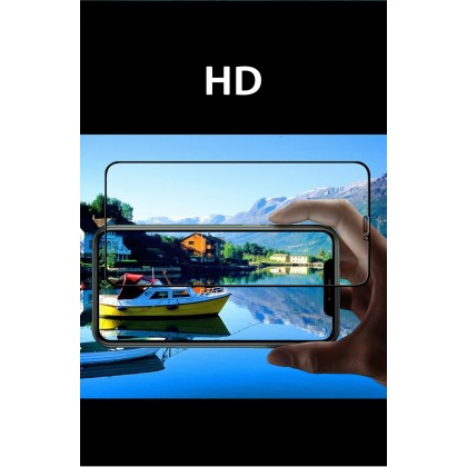 Oppo A3s/A12E/R17/R17 Pro/F9/F11/A9(2020)/A5(2020)/A31/A91/A92/A92s/A52/Realme 2/C1/C3/5/5i/6/6i/X50 Green Light Ray Clear Tempered Glass