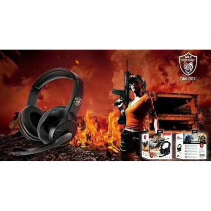 GM-001 Gaming Headset