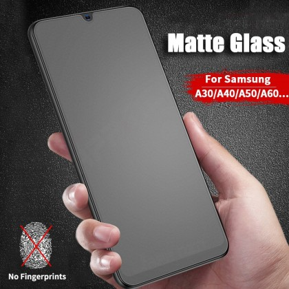 Samsung A10/A10s/A30/A30s/A50/A50s/A31/A51 Matte Tempered Glass