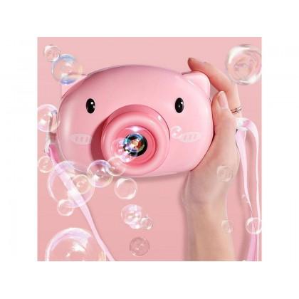 Happy Pig/Happy Tiger/ Happy Duck Bubble Camera