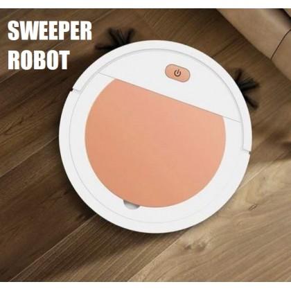 Sweeper Robot (New Hardware Upgrades)