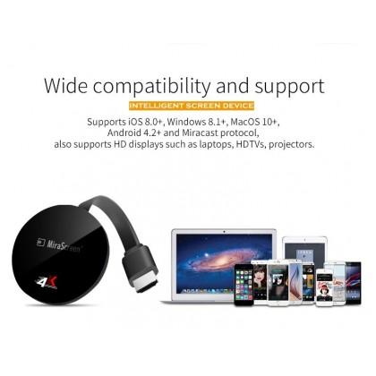 G7 Plus 2.4G Mira Screen Smart Screen Mirroring Device