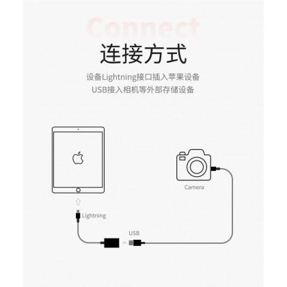 L13 Lightning to USB Camera Adapter