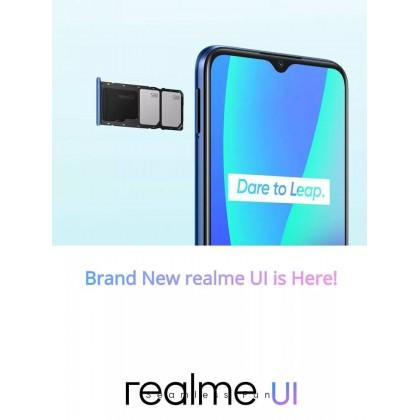Realme C12 Coral Red (3+32GB) Original Set