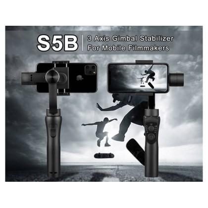 S5B Gimbal Stabilizer Selfie Stick
