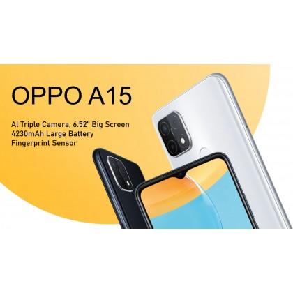 Oppo A15 (3+32GB) Original Set