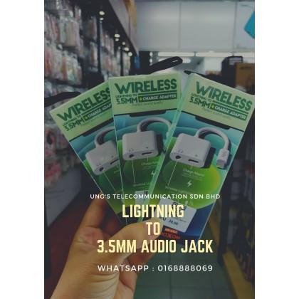 Moxom MX-AX16 Lightning to 3.5mm Audio Jack