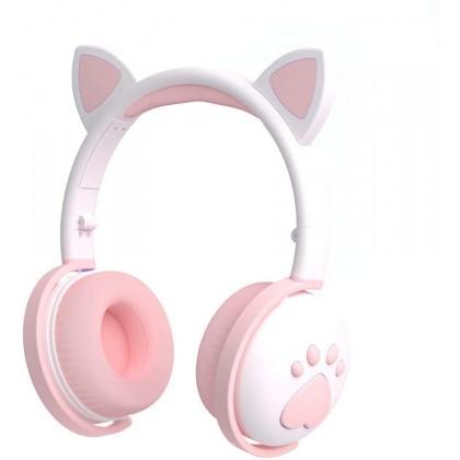 BK1 Bluetooth Earphones Headphones Headset Wireless Bluetooth Heavy Bass Cute