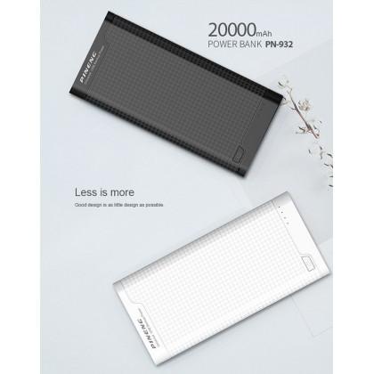 PINENG PN-932 20000mAh Lithium Polymer Power Bank