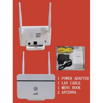 RS860 Modified Unlimited WIFI Hotspot Wireless LTE 4G/5G WIFI Modem Router