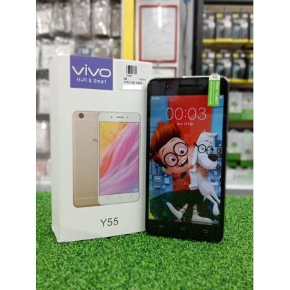 Vivo Y55 (2+16GB) USED Full Set 98% Like NEW