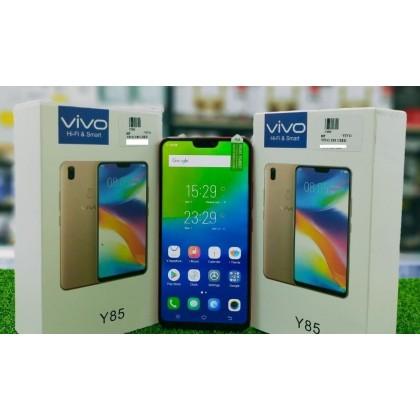 Vivo Y85 (4+64GB) USED Full Set 98% Like NEW