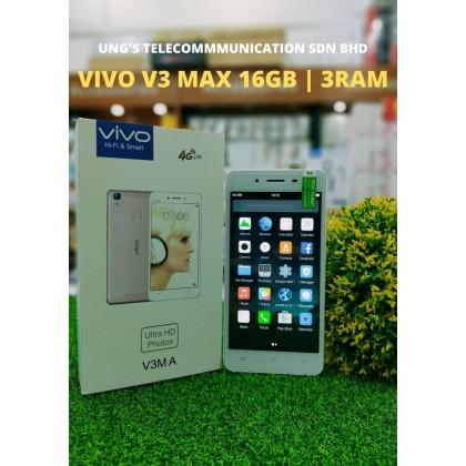 Vivo V3 Max USED (3+16GB) USED Full Set 98% Like NEW